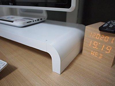 lavolta stand support pour moniteur cran pc plat tv lcd led ordinateur asus aoc benq dell. Black Bedroom Furniture Sets. Home Design Ideas
