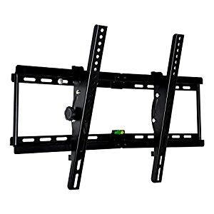 bps type l support mural tv inclinable pour cran grande taille t l viseur de 32 70 pouces. Black Bedroom Furniture Sets. Home Design Ideas