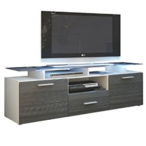meuble tv bas almada tr s bon produit. Black Bedroom Furniture Sets. Home Design Ideas