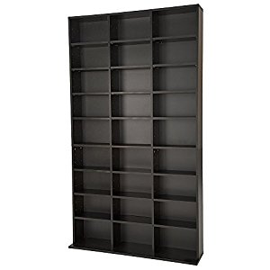 rangement cd grande capacite. Black Bedroom Furniture Sets. Home Design Ideas