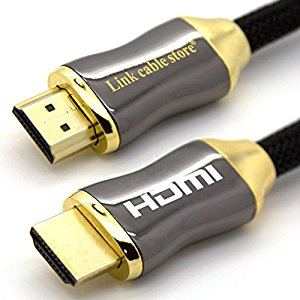 Link Cable Store LCS – Support plafond – couleur Noir – pour
