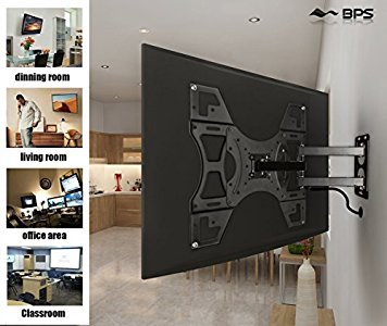 support mural tv inclinable pivotant support mural inclinable t l viseurs. Black Bedroom Furniture Sets. Home Design Ideas
